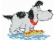 Домашний пес. Наборы для вышивания